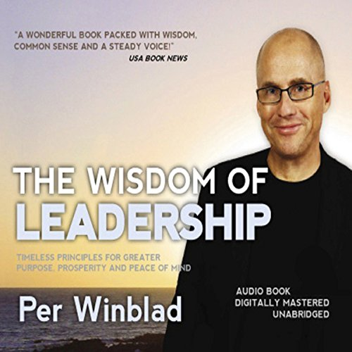 The Wisdom of Leadership cover art
