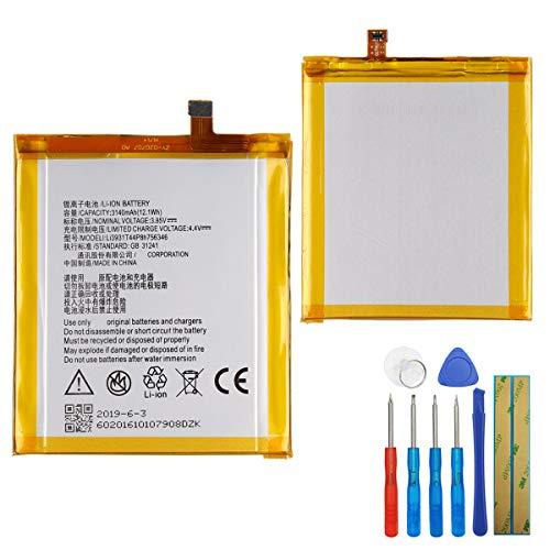 E-yiiviil Li3931T44P8h756346, batteria di ricambio per cellulare, compatibile con ZTE Axon 7 Grand X4 A2017U Z956, strumenti inclusi