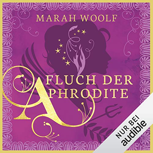 Fluch der Aphrodite audiobook cover art