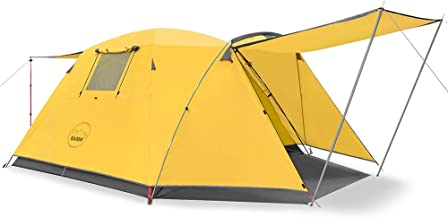KAZOO Outdoor Camping Tent Durable Waterproof, Family...