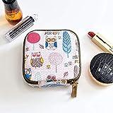 Bolsas de aseo Bolso cosmético de la mujer Cosmetic Maquillaje Bolsas de almacenamiento bolsa de almacenamiento Monedero Monedero Organizador de la joyería for las mujeres bolsa de maquillaje Necesere