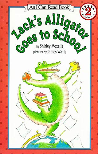 Zack's Alligator Goes to School (I Can Read Level 2, 1)の詳細を見る