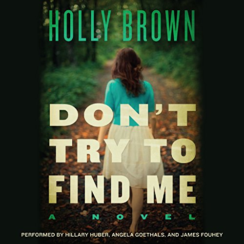 Don't Try to Find Me cover art