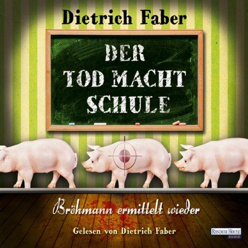 Der Tod macht Schule audiobook cover art