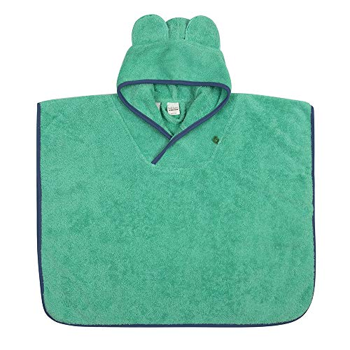 Fred's World by Green Cotton Baby-Jongens Towel poncho badpak