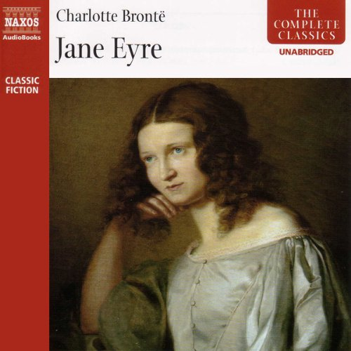 Jane Eyre [Naxos Edition] audiobook cover art