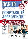 DCG 10 Comptabilité approfondie - Fiches de révision - 2020-2021 (2020-2021)