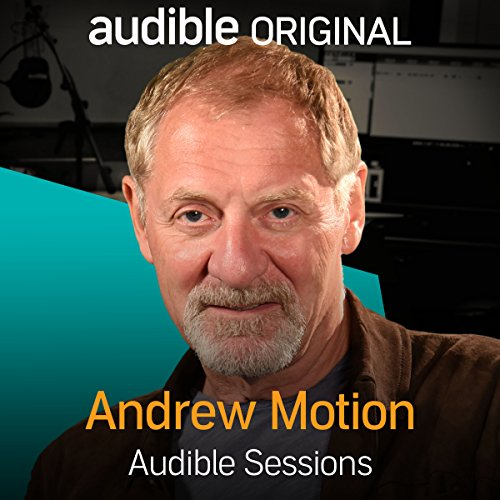 Andrew Motion audiobook cover art