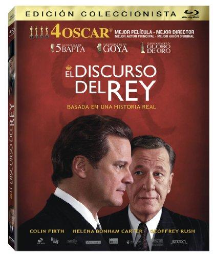 El Discurso Del Rey - Edición Coleccionista [Blu-ray]