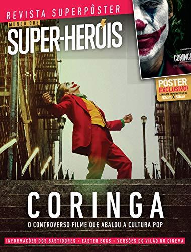 Superpôster Mundo dos Super-Heróis - Coringa: Revista Superpôster