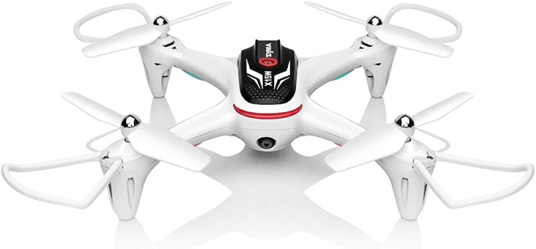 BK0 Quadcopter-Echtzeitübertragung Luftbildfotografie Ferngesteuertes Flugzeug UAV-Flugzeug Headless-Modus One-Button-Return WiFi-Drohnensteuerung Null