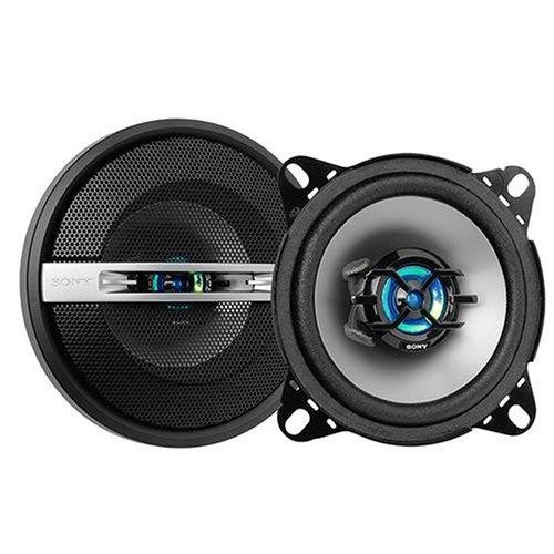 Sony XS-F1025 altavoz audio De 2 vías 130 W - Altavoces para coche (De 2 vías, 130 W, 30 W, 90 dB, Neodimio, 40-25000 Hz)