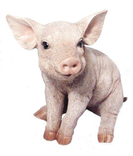 Real Life Medium Piglet Garden Ornament  (SizeD)