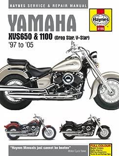 Haynes Repair Manual - XVS650/1100 V-Star 4195