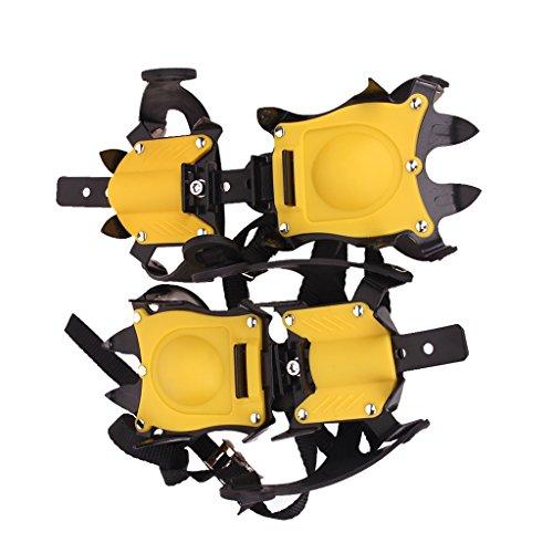Cubrezapatos Antideslizantes para Botas de Hielo y Nieve
