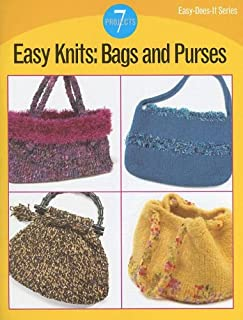 Easy Knits: Bags and Purses: 7 Projects (Easy-Does-It)