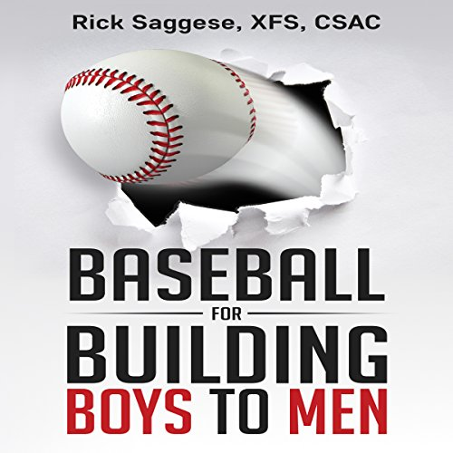 Baseball for Building Boys to Men  By  cover art