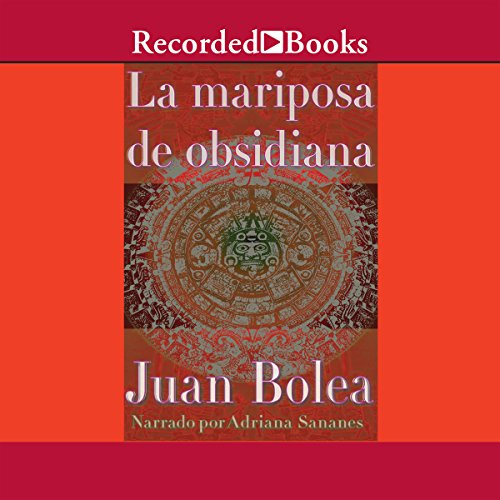 La mariposa de obsidiana [The Obsidian Butterfly (Texto Completo)] audiobook cover art
