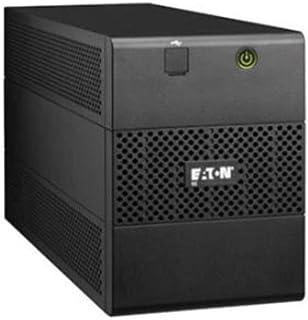 Eaton 5E UPS 1100VA/660W 3 x ANZ OUTLETS, Fan, Line Interactive AVR Essential UPS, 2 Year Warranty
