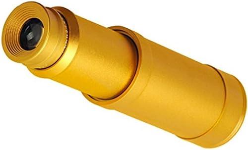 HAOYUXIANG Télescope extérieur étireHommest portable télescope à tube unique haute définition haute-10x50