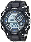 Armitron Sport Men's 40/8397BBK Digital Chronograph Black Resin Strap Watch