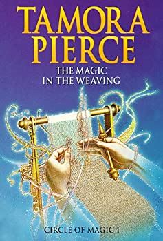 Paperback The Magic in the Weaving - Circle of Magic Volume 1 Book
