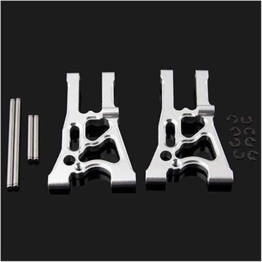 Ranking TOP12 ZHOUPENGF 2P Aluminum Max 71% OFF Front Lower Suspension 107899 Arm for 1 10