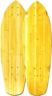 Bamboo Skateboards Boardwalk Cruiser Complete Skateboard