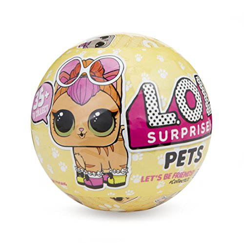 L.O.L. Surprise!. 550730e5cazi Surprise Pets Series 1 –