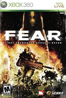 【輸入版:北米】F.E.A.R. : First Encounter Assault Recon - Xbox360