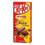 DIVINE CHOCO PUDDING: Now your breaks will be more delicious with the cream-caramel wafer bar DELICIOUS KITKAT: Features crispy wafers coated with rich milk chocolate DELIGHT IN EVERY BITE: Open this pack for a Divine Dessert Delight break NO OF CALO...
