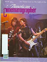 American Cinematographer Magazine March 1987 Michael J Fox (The Light of Day, No Way Out, On This Rock, Creation, Swedish Film Institute, Blue Screen Tests, MADD Commerical) (Vol. 68. No. 5)