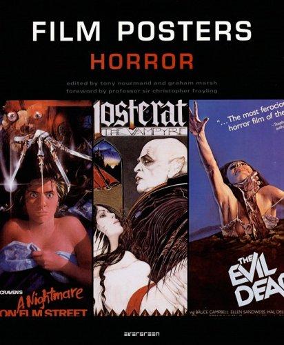 Film Posters: Horror (EVERGREEN)