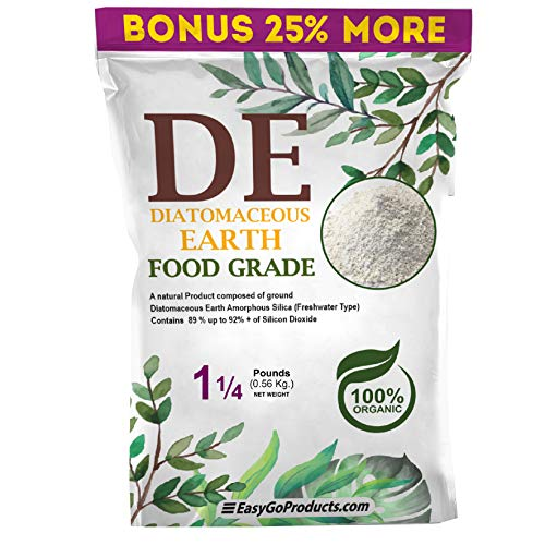 Diatomaceous Earth 100% Natural Food Grade by Easy Go Products