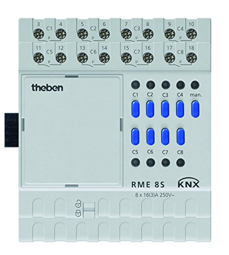 Theben 4930225 RME 8 S KNX
