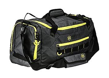 Hunters Specialties Scent-A-Way 100020 Scent-Safe 45 Liter Duffel Bag Black