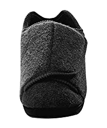 Silvert's Mens Extra Extra Wide Slippers