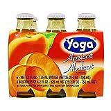Yoga Juice Apricot Nectar - 4.2 oz Bottles