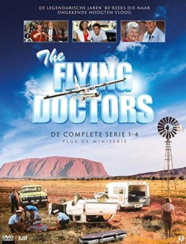 The Flying Doctors box 1-4 plus miniseries