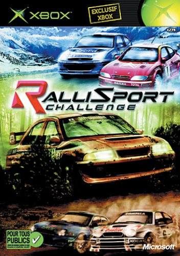 RalliSport Challenge [Xbox] [Importado de Francia]