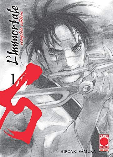 L'immortale. Complete edition (Vol. 1)