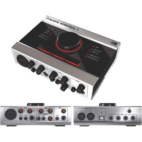 Native Instruments Audio Kontrol 1 - NI Audio USB MIDI Interface