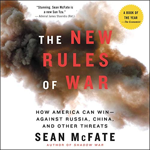 The New Rules of War Audiobook By Sean McFate cover art
