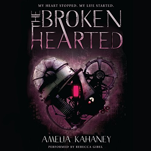The Brokenhearted audiobook cover art