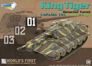 dragon king tiger zimmerit