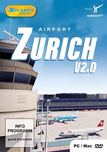 X-Plane 11 - Airport Zurich (Add-On)
