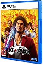 Yakuza Like a Dragon - PS5