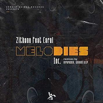 Melodies (Incl.Remixes)