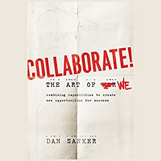 Collaborate: The Art of We audiobook cover art
