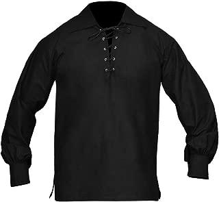 Jacobite Ghillie Shirt Black